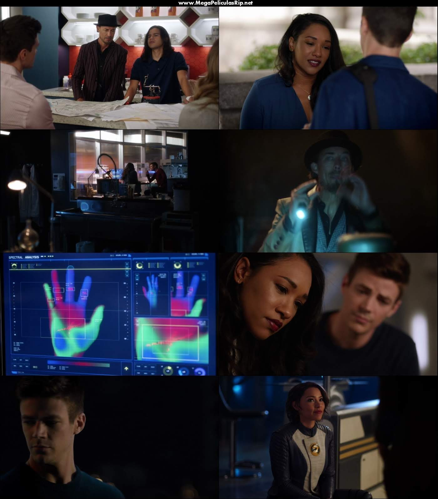 The Flash Temporada 5 720p Latino