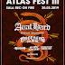 ATLAS FEST III EN LA REC ON FIRE DE IGUALADA