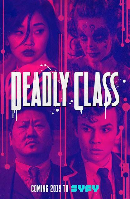 Série TV Deadly Class L'Agenda Mensuel - Janvier 2019