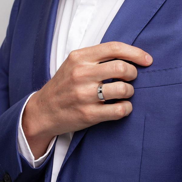 Nhẫn cưới vàng trắng