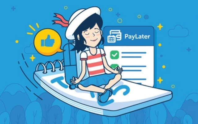 Langkah untuk mendaftar Traveloka PayLater sebagai berikut: