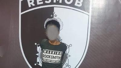 Curi Motor di Halaman Rumah, Pemuda di Bone Diciduk Polisi