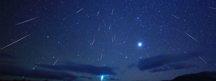 chuva de meteoros delta aquaridas austrais 2021