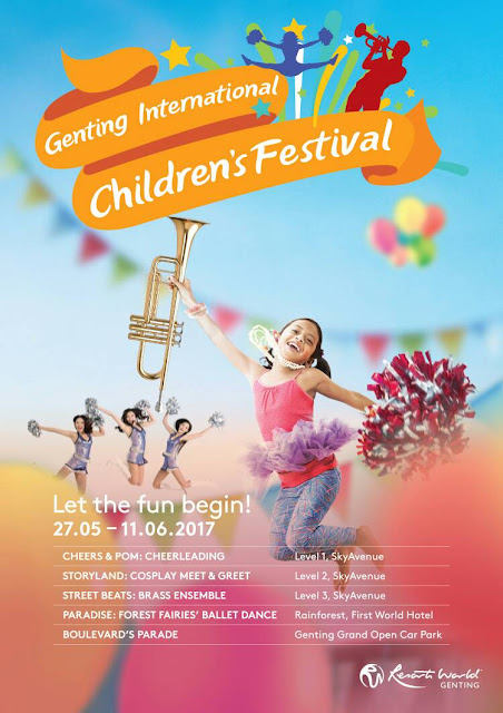 Genting International Children's Festival ,