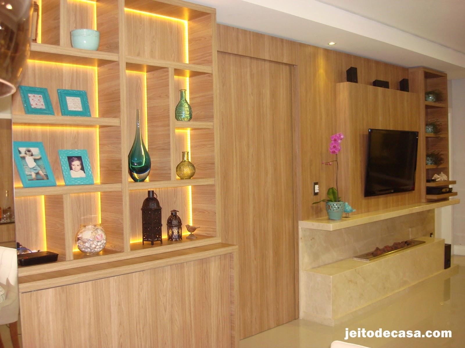 Objetos de decoração para salas e estantes Jeito de Casa Blog  #C1950A 1600 1200