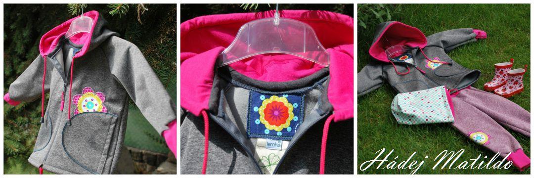 leroka design, softshellové oblečení, oblečení do deště, holínky