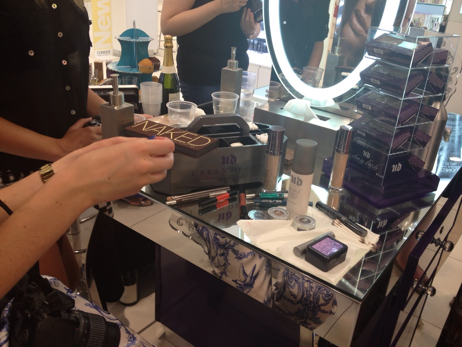 Urban Decay Blogger Event