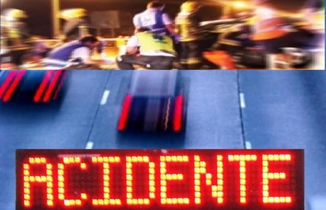Ferido grave em despiste na estrada que liga Malveira da Serra ao Guincho