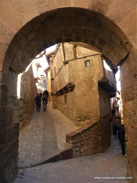 un día de turismo por Albarracín en Teruel