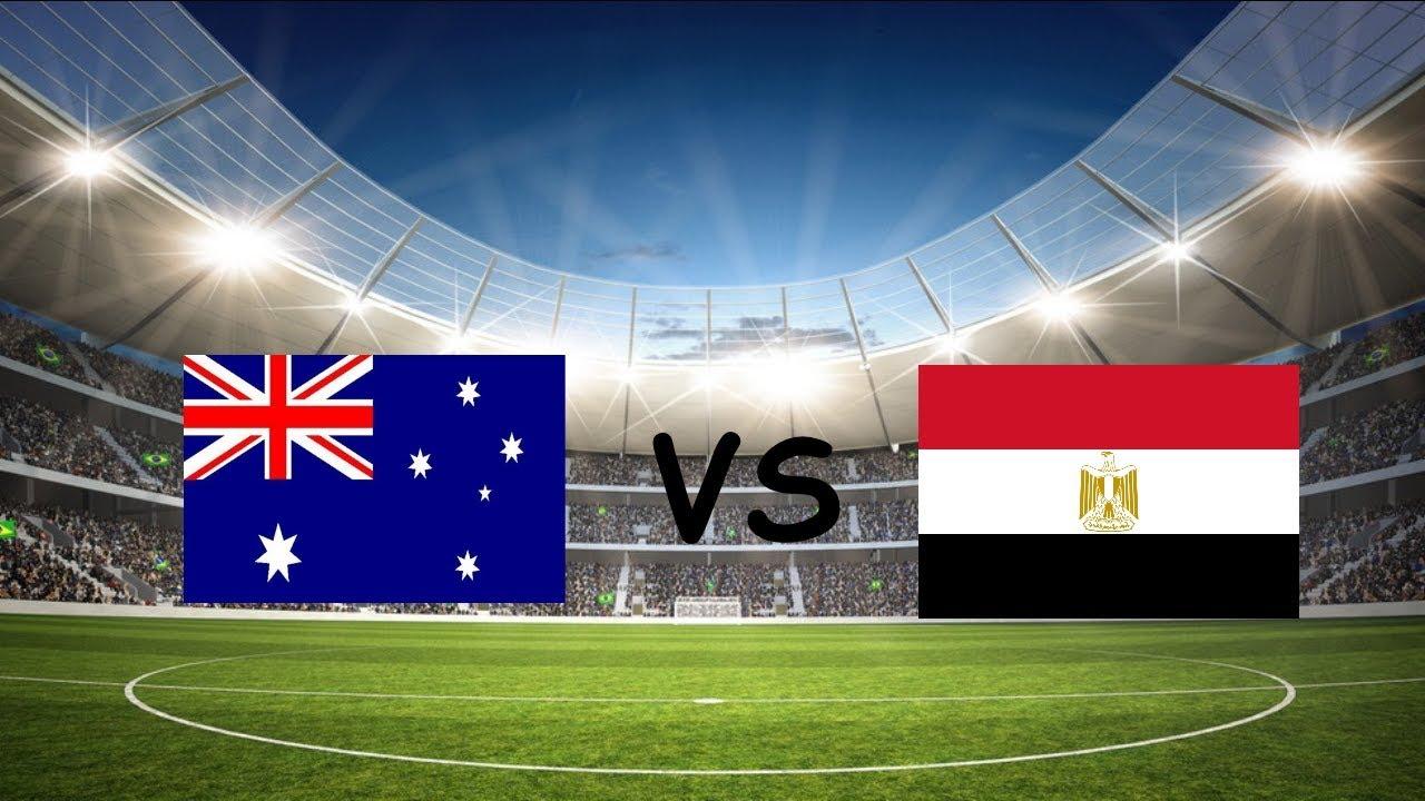 مصر واستراليا