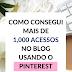 [BLOGOSFERA] Pinterest para iniciantes em 5 passos