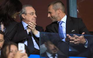 European Super League: Η τέλεια μπλόφα ή all in με ρήγα-ντάμα;