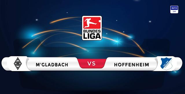 Monchengladbach vs Hoffenheim Prediction & Match Preview