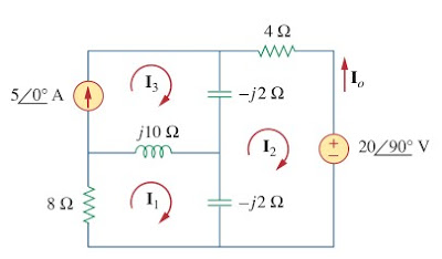 Superposition Theorem for AC Circuits