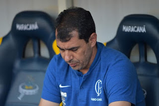 Depois de goleada Fábio Carille não é mais o tecnico do Corinthians