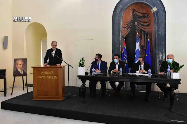 Στήριξη στον τουρισμό υποσχέθηκε από το Ναύπλιο ο Υφυπουργός Τουρισμού – Σειρά έργων για την Αργολίδα ανακοίνωσε ο Π. Νίκας