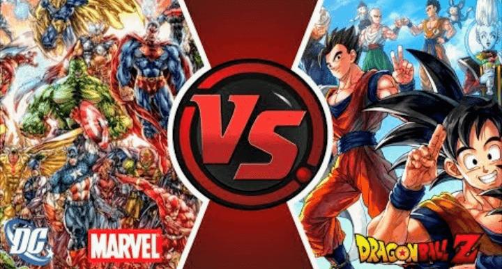 Dragon Ball y Marvel presentan héroes y villanos poderosos. Aquí hay un vistazo a quién ganaría en una pelea entre los dos.
