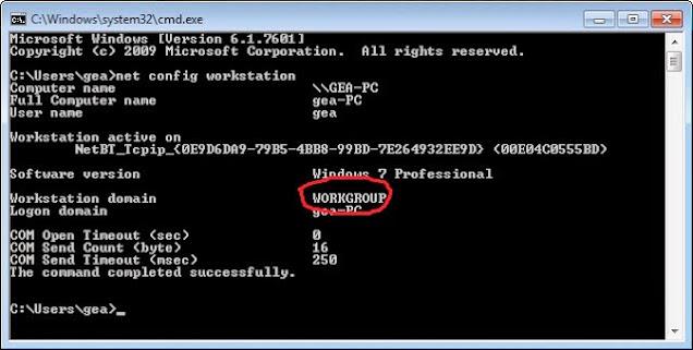 Tutorial Cara Sharing Data Antara Windows 7 Dengan Linux Mint