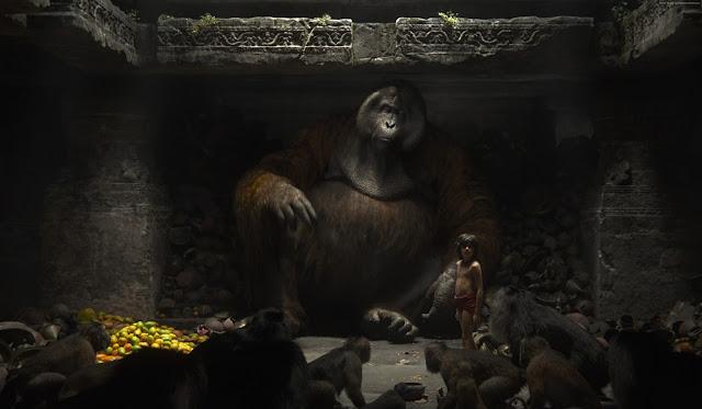 Mowgli among the Banderlog