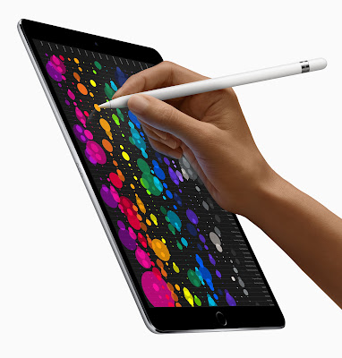 Source: Apple. The iPad Pro from Apple features what the company says is the world's most advanced display and incredible performance.