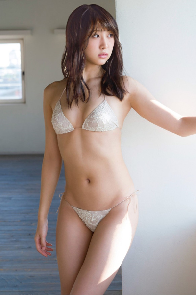 Naomi Majima 真島なおみ, FRYDAY GOLD 2019年8月9日号 付録付