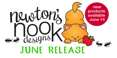 Newton's Nook Designs | June 2019 Release #newtonsnook
