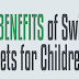 11 Benefits of Swing Sets for Children #infographic