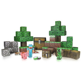 Minecraft Jazwares Overworld Deluxe Pack Other Figure