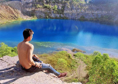 danau di sumatera barat
