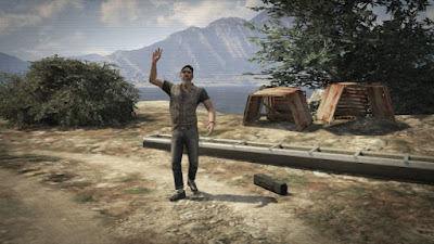tap dancing hillbilly Misteri gta V