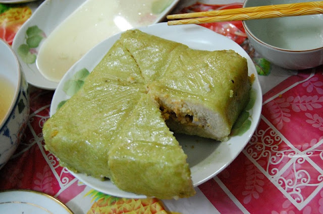 The history and legend of Chung cake in Tet holiday 1