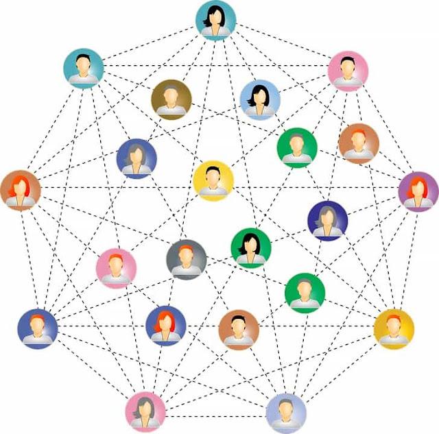 Komunikasi Dan Komunikasi Dalam Jaringan