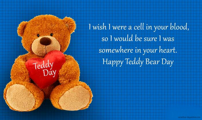 Teddy Day Quotes 2020