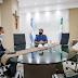 EL GOBERNADOR Y EL RECTOR DE LA UNCAUS EVALUARON LA AMPLIACIÓN DEL EDIFICIO