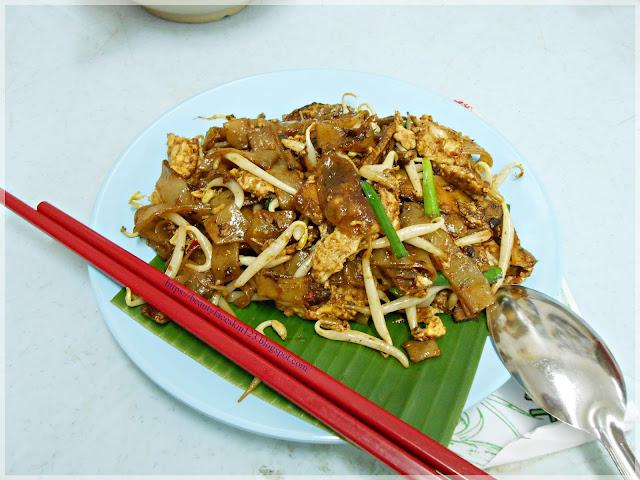 char keow teow,Chinese street food to try in Teluk Intan, Perak, Malaysia