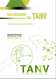 GUÍA  EDUCATIVA DEL TANV (TRASTORNO DE APRENDIZAJE NO VERBAL)