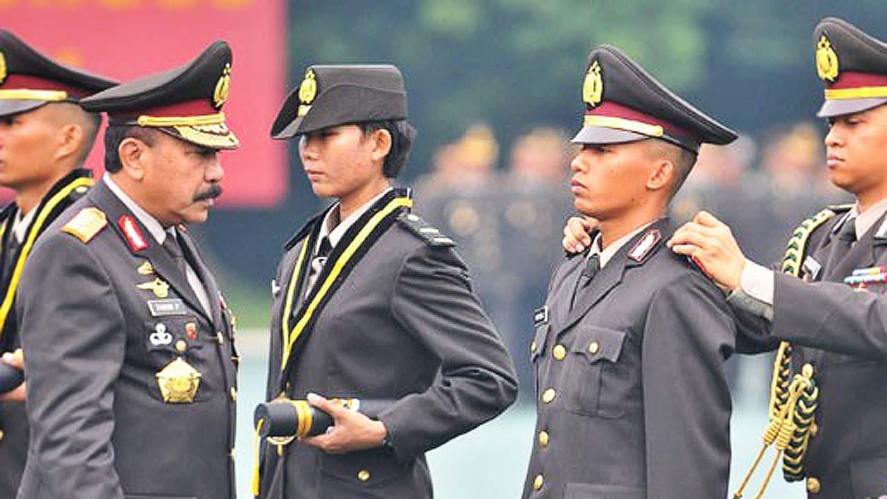 Polri Buka Pendaftaran Siswa Inspektur Polisi Untuk Sarjana, Simak Informasinya Disini