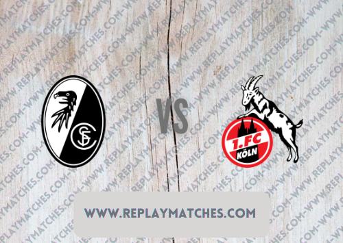 Freiburg vs FC Cologne -Highlights 11 September 2021