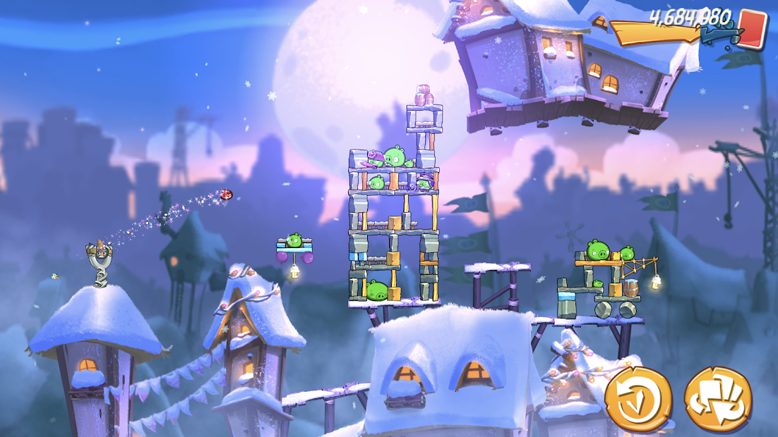Angry Birds 2 Hileli APK - Para Enerji Hileli APK