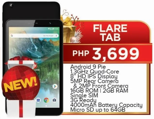 Cherry Mobile Flare Tab Specs, Price, Availability