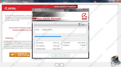 Disable Avira AntiVir's AdvertisementPopup