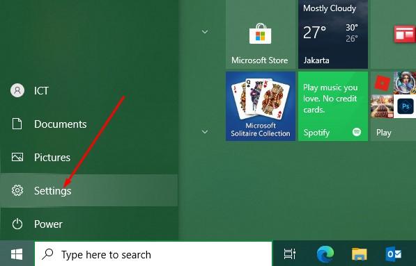 Cara Membuat Password Pada Windows 10