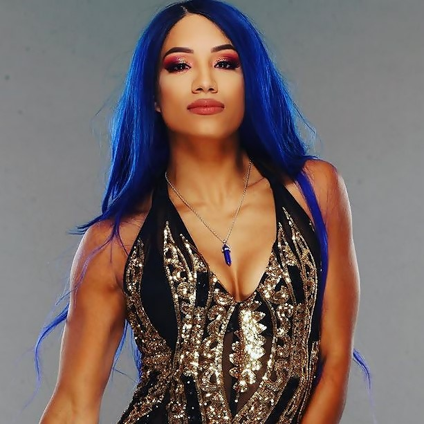 Sasha Banks Confronts Reports Of Public Displays During WWE WrestleMania