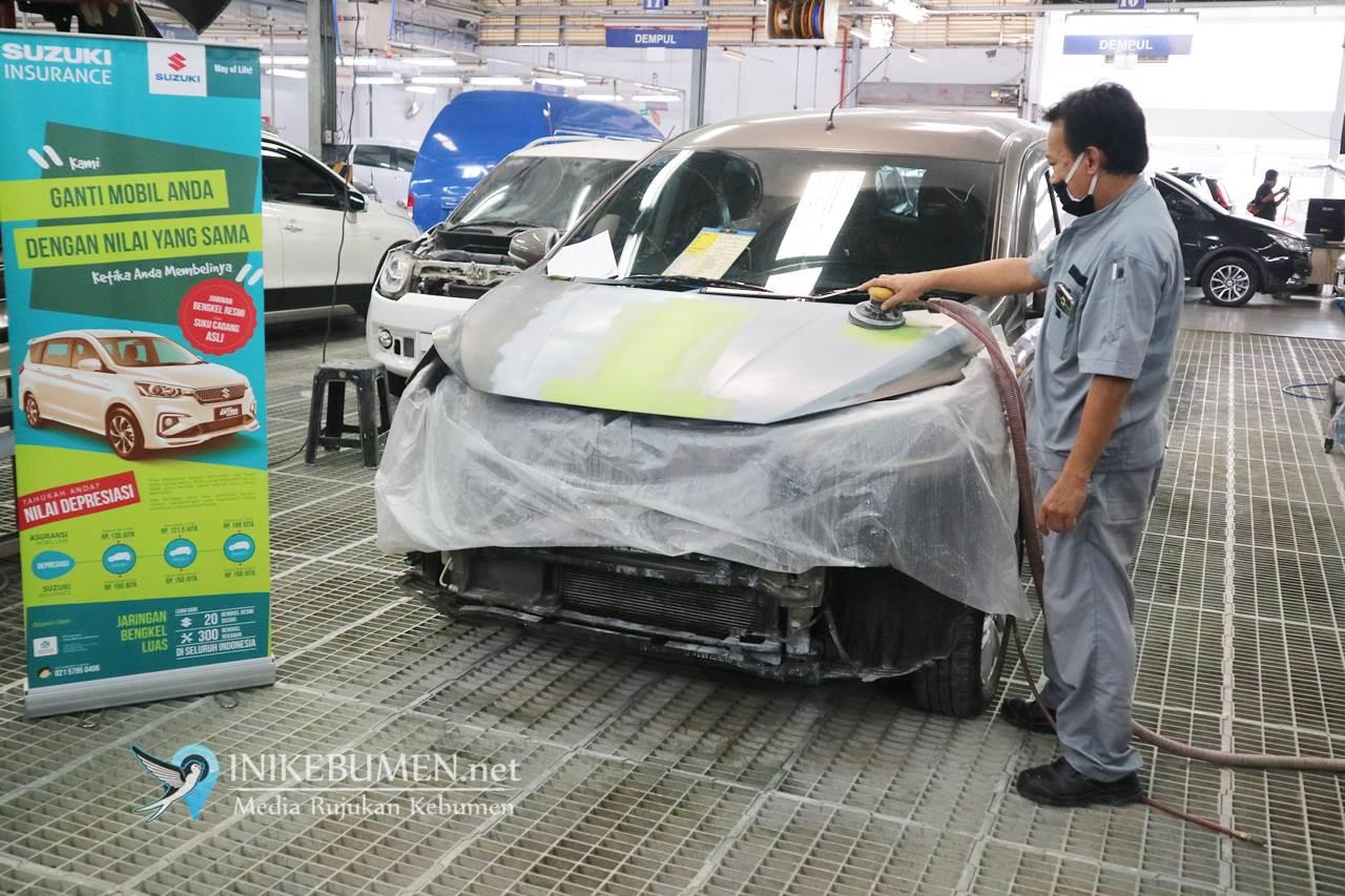 Suzuki Insurance Kini Lindungi Mobil Pelanggan Hingga 5 Tahun