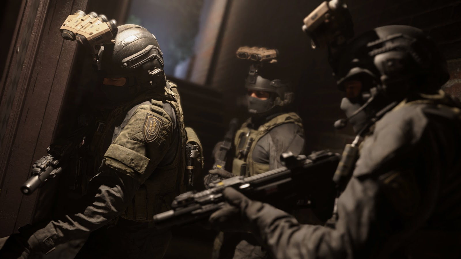 PS4 Game Call of Duty: Modern Warfare Out Now