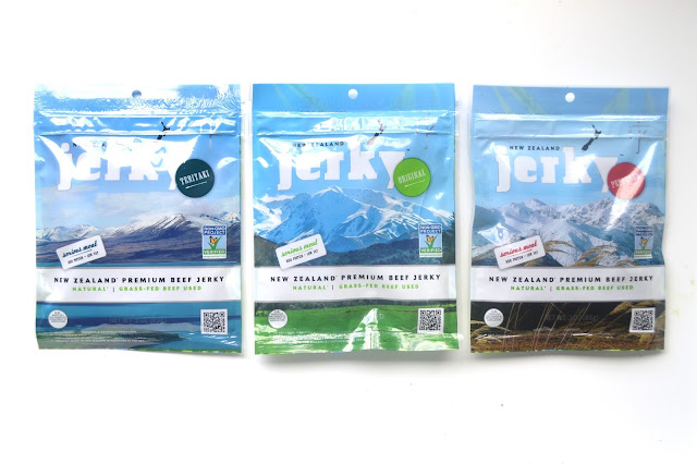 New Zealand Jerky