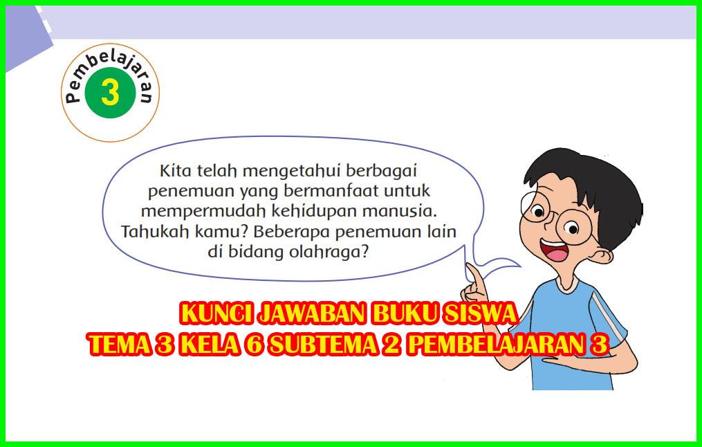 Jawaban Buku Bahasa Indonesia Kelas 3 Sd Halaman 113
