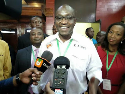 Ekuru Aukot roadshows. PHOTO|FILE