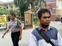 Alamak, Polisi Turut Serta Saat Penyerangan Wartawan Sampai Hampir Mati