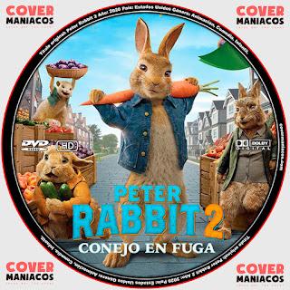 GALLETAPETER RABBIT 2 - CONEJO EN FUGA - PETER RABBIT 2 THE RUNAWAY - 2020